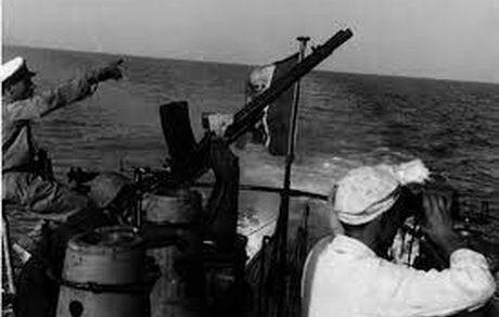 Storia: La Marina Militare nella Guerra di Liberazione