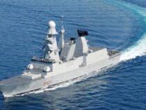 Marina Militare: Nave Andrea Doria si addestra con la NATO