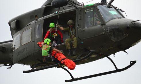 Le origini dell'elisoccorso: Il servizio di soccorso e recupero nelle situazioni di emergenza