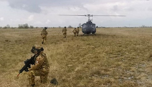 Concluso l'addestramento delle Unità dell'Esercito in prontezza operativa
