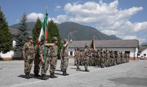 Esercito Italiano: Celebrata la Festa di Corpo del 6° Reggimento Alpini