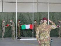 Afghanistan: Herat, ammainata la bandiera del Contingente italiano