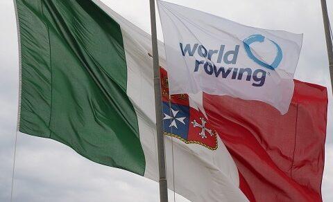 World Rowing Cup: La Marina Militare porta a casa cinque medaglie