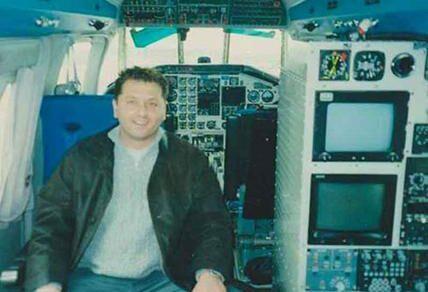 Cronaca: Antonio Dal Cin, finanziere in congedo, ha perso tutto tranne il coraggio