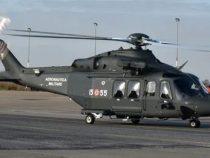 Aeronautica Militare: Consegnato l'elicottero Leonardo HH-139B