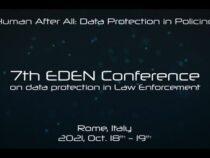 """Eventi: Roma, a ottobre la """"Conferenza sulla protezione dei dati nelle Forze dell'ordine"""""""