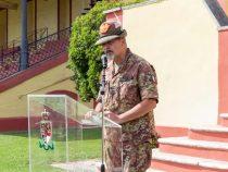 Esercito Italiano: Il saluto del Generale di Corpo d'Armata Federico Bonato