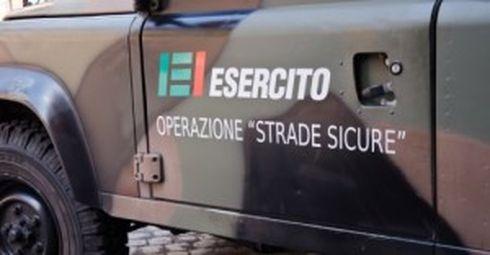 """Ministero dell'Interno: Approvato il nuovo piano di impiego del contingente militare per """"Strade sicure"""""""
