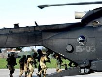 Puglia: Esercitazione congiunta Aeronautica Militare-Carabinieri