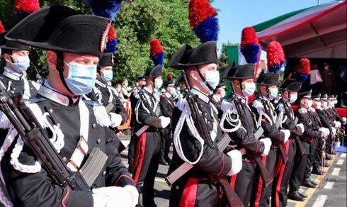 Inaugurata la Compagnia Carabinieri di Pioltello: Presente il Ministro della Difesa Lorenzo Guerini
