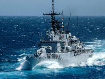 """Nave Espero: Ultimo """"Ammaina bandiera"""" dopo 36 anni di servizio"""