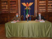 Siglato accordo di attività di collaborazione tra Esercito e Confindustria