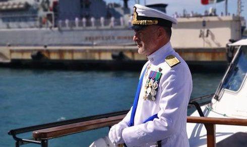 Marina Militare: L'ammiraglio Credendino è il nuovo Comandante della Squadra Navale