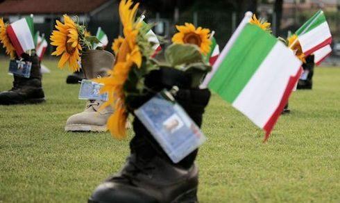 Pisa: Cerimonia per ricordare i nostri caduti in Afghanistan