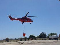 Antincendio: Gli elicotteri delle flotte regionali