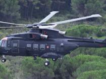 Aeronautica Militare: Primo rifornimento in volo per l'elicottero HH-101A del 9° Stormo di Grazzanise