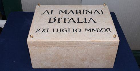 Roma: Posata la prima pietra del monumento al Marinaio Caduto