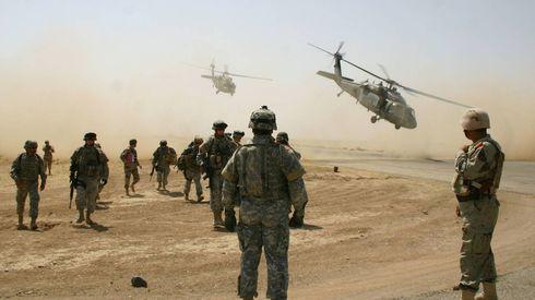 Esteri: Mentre i taliban riconquistano l'Afghanistan prende corpo l'ipotesi ritiro americano anche dall'Iraq
