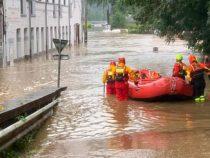 Alluvione in Belgio: Partiti i Vigili del Fuoco italiani a supporto della popolazione