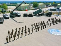 Kosovo: Avvicendamento al Combat Service Support Battalion (CSS Bn) del Regional Command West