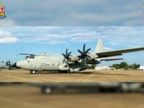 """Aeronautica Militare: Conclusa l'esercitazione internazionale """"Green Flag"""", organizzata dalla U.S. Air Force"""