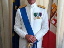 Napoli: Marina Militare, il Contrammiraglio Giacinto Sciandra è il nuovo capo di Stato Maggiore del  Comando Logistico