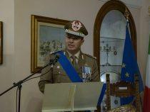 """Cerimonia di avvicendamento al vertice della Brigata """"Sassari"""""""