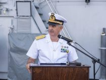 Operazione Irini: Il contrammiraglio Stefano Turchetto è il nuovo comandante