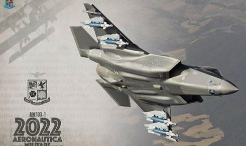 Il Calendario dell'Aeronautica Militare 2022