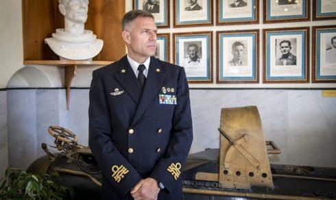Intervista al comandante del Raggruppamento Subacquei e Incursori della Marina Militare, contrammiraglio Massimiliano Rossi