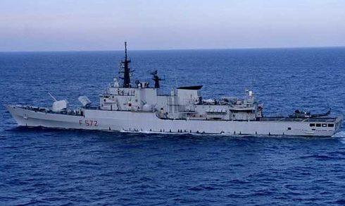 """Marina Militare: Nave Libeccio all'esercitazione multinazionale """"EUNOMIA 2-21"""""""