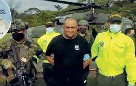 Colombia: Arrestato il narcos più ricercato del paese