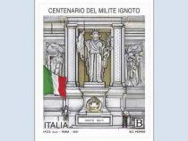 """Bari: Presentazione del francobollo celebrativo del """"Centenario del Milite Ignoto"""""""